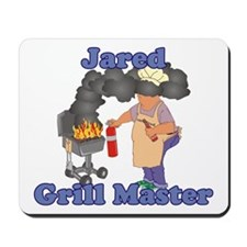Grill Master Jared Mousepad