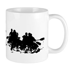 White Water Rafting Mug