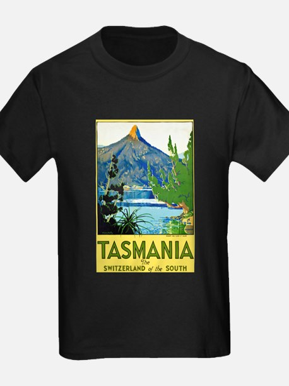 Tasmania Travel Poster 1 T