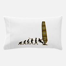 Wind Surfing Pillow Case