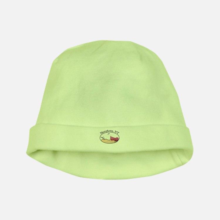 Hamptons NY baby hat