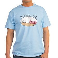 Hamptons NY T-Shirt