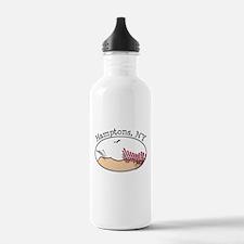 Hamptons NY Water Bottle
