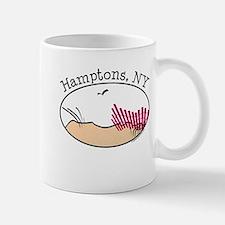 Hamptons NY Mug