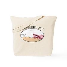 Hamptons NY Tote Bag