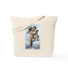 Bouguereau L'Amour et Psyché Tote Bag