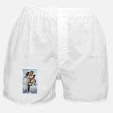 Bouguereau L'Amour et Psyché Boxer Shorts