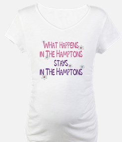 What Happens in the Hamptons Shirt