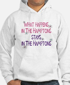 What Happens in the Hamptons Hoodie