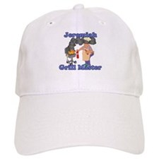 Grill Master Jeremiah Baseball Cap