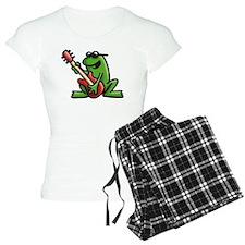 frog and roll Pajamas