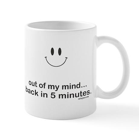 out of my mind Mug