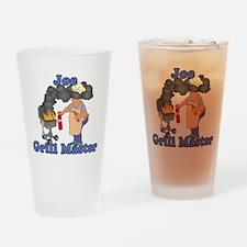 Grill Master Joe Drinking Glass