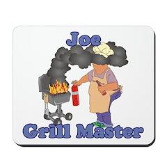 Grill Master Joe Mousepad