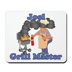 Grill Master Joel Mousepad