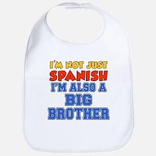 Not Just Spanish Big Brother Bib