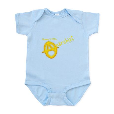 mommysanarchist.png Infant Bodysuit