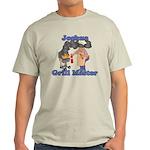 Grill Master Joshua Light T-Shirt