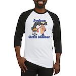 Grill Master Joshua Baseball Jersey