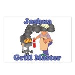 Grill Master Joshua Postcards (Package of 8)