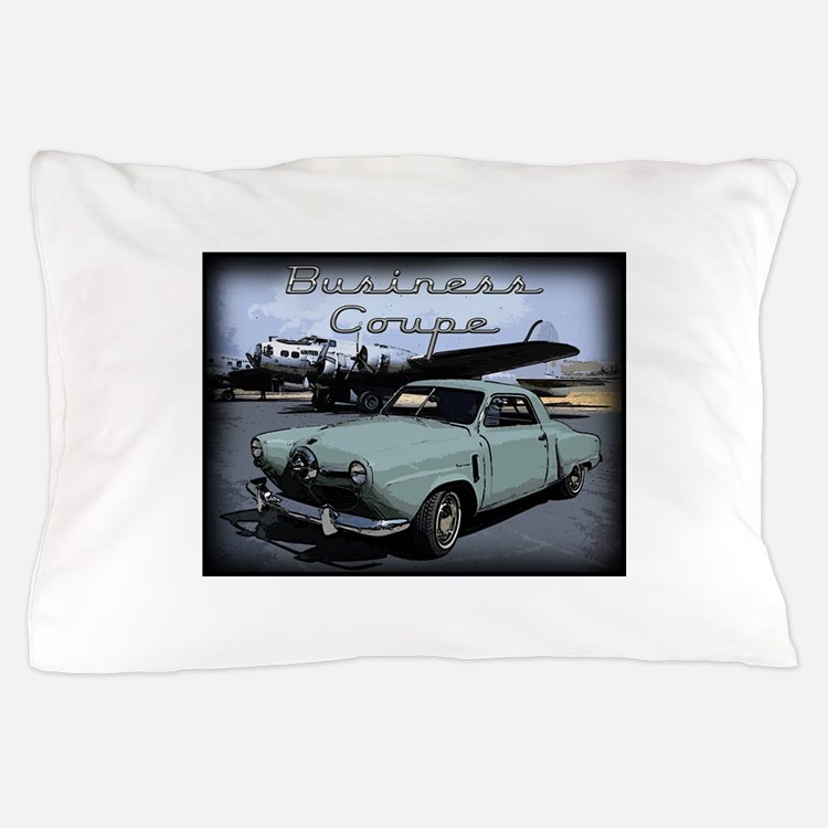 Business Coupe Pillow Case