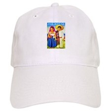 Mexico Travel Poster 12 Baseball Cap