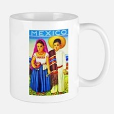 Mexico Travel Poster 12 Mug