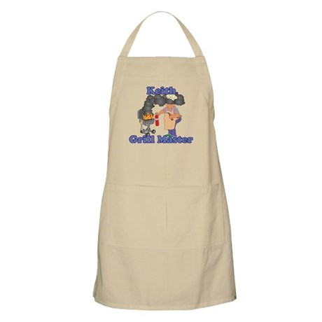 Grill Master Keith Apron