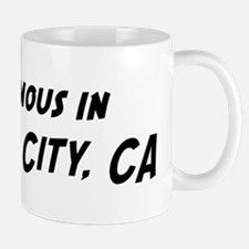 Famous in Project City Mug