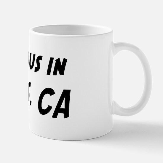 Famous in Milpitas Mug