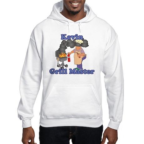 Grill Master Kevin Hooded Sweatshirt
