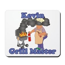 Grill Master Kevin Mousepad