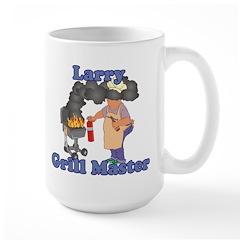 Grill Master Larry Mug