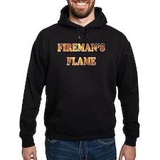 Fireman Flame Hoodie