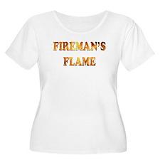 Fireman Flame T-Shirt