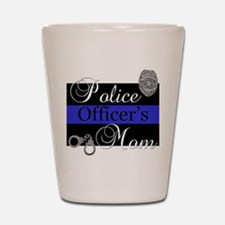 Police Mom Shot Glass