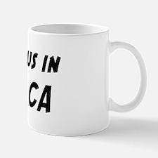 Famous in Poway Mug