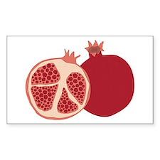 pomegranates Decal