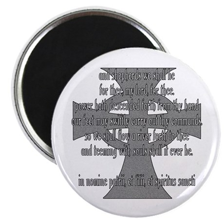 "Brothers Creed 2.25"" Magnet (10 pack)"