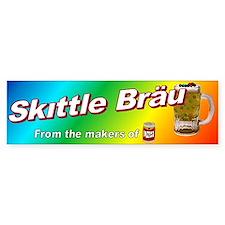 Skittle Brau Bumper Bumper Sticker