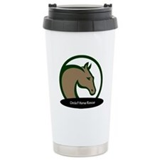 Circle F logo Travel Mug