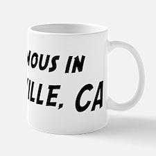Famous in Laytonville Mug