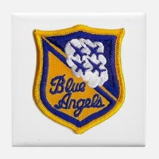 U. S. NAVY BLUE ANGELS Tile Coaster