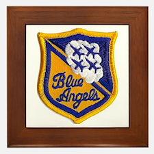 U. S. NAVY BLUE ANGELS Framed Tile