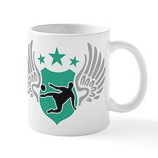 soccer wings Mug