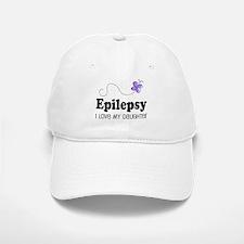 Epilepsy I Love My Daughter Baseball Baseball Cap
