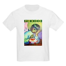 Mexico Travel Poster 13 T-Shirt
