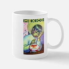 Mexico Travel Poster 13 Mug