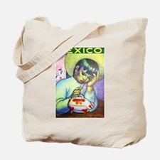 Mexico Travel Poster 13 Tote Bag