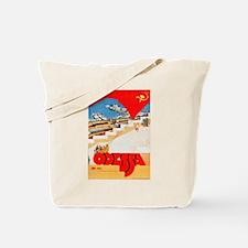 USSR Travel Poster 2 Tote Bag
